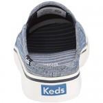 Keds Women's Double Decker Mule Seasonal Solids Sneaker