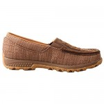 Twisted X Women's Driving Moc Moccasins Slip-on