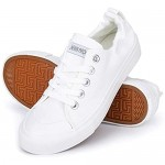 Canvas Sneaker Shoes for Women Low Tops Casual Shoes Classic Walking Shoes Comfortable