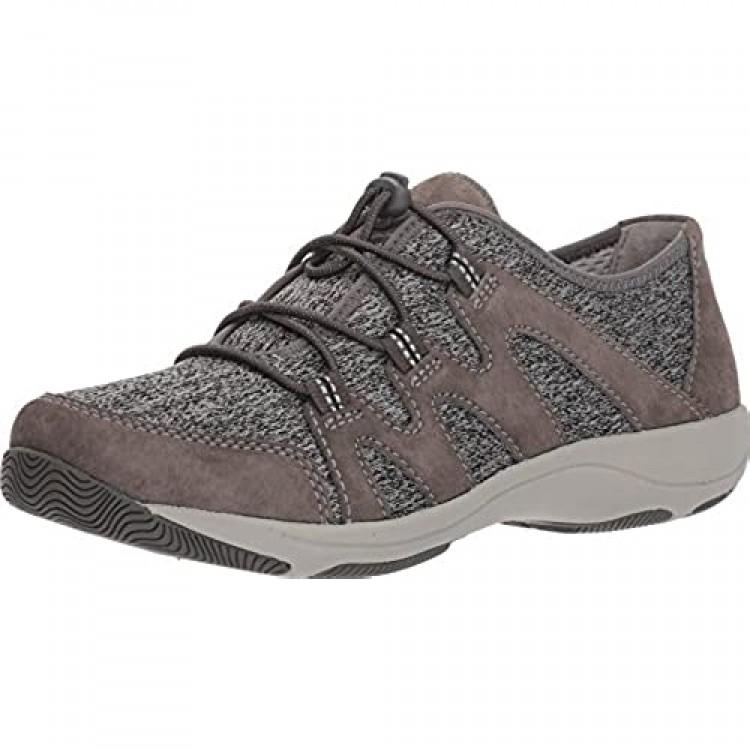 Dansko Women's Holland Charcoal Sneaker 10.5-11 M US