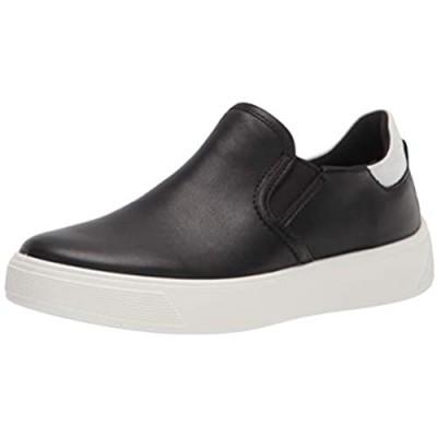 ECCO Women's Street Tray Slip on Sneaker