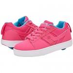 Heelys Classic X2 Roller Shoes Girls Black/Pink