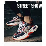 Men Fashion Sneakers Sport Running Shoes Walking Casual Athletic Shoes Skateboard Vogue