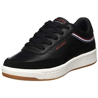 Skechers Women's Downtown Klassic Kourts Sneaker