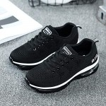 Azooken Womens Lightweight Air Cushion Running Shoes Fashion Walking Shoes Athletic Tennis Sport Sneakers(A35