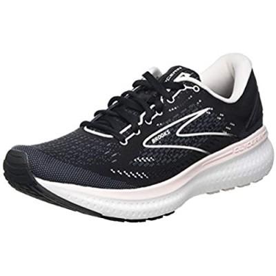 Brooks Glycerin 19 Women's Neutral Running Shoe - Black/Ombre/Primrose - 5