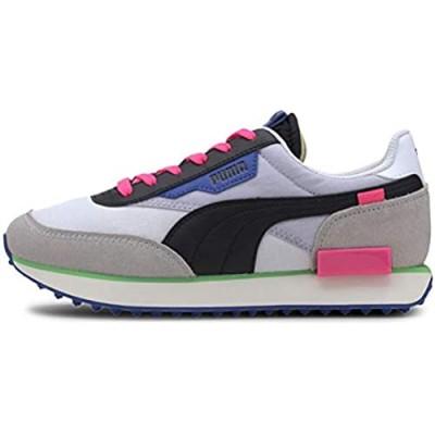 Puma - Womens Rider Play On Wn¿S Shoes Size: 7.5 B(M) US Color: Puma White/Gray Violet/Puma Black
