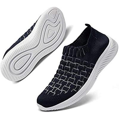 Keluomanduo womens Walking Shoes