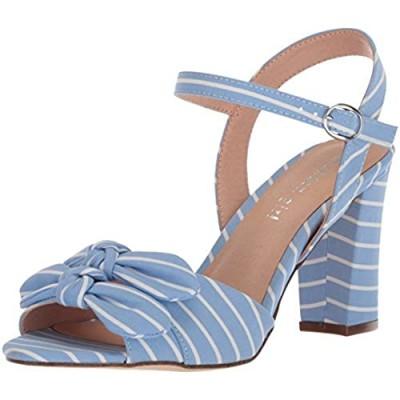 Madden Girl Women's Bows Heeled Sandal