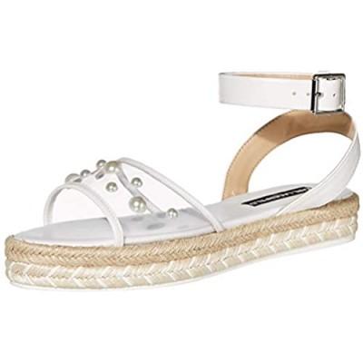 Karl Lagerfeld Paris Women's Adalina Platform Sandal