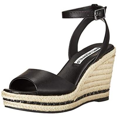 Karl Lagerfeld Paris Women's Carin Wedge Sandal Platform