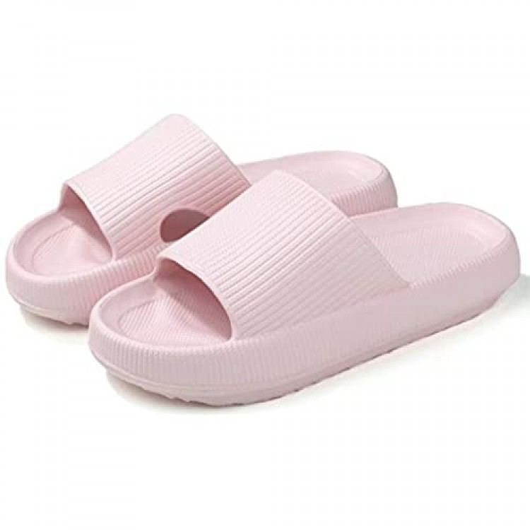 Slippers for Women and Men Quick Drying Non-Slip Sandals Pool Shower Spa Bath Gym House slipper for Indoor & Outdoor